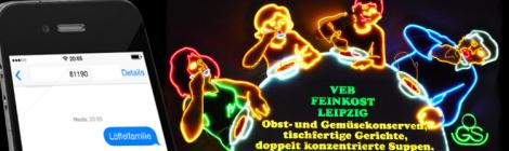 Spenden & Leuchten: jetzt auch per SMS