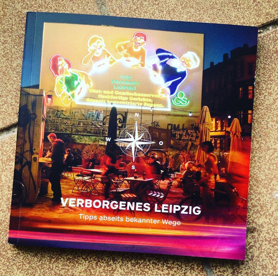 Verborgenes Leipzig 2 Auflage Löffelfamilie Insta